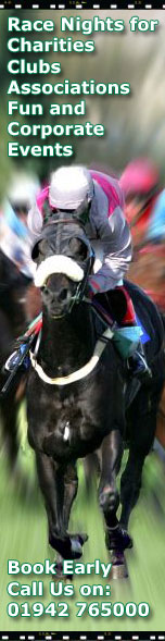 Race Nights from Charity Race Nights - don't miss the horse!!